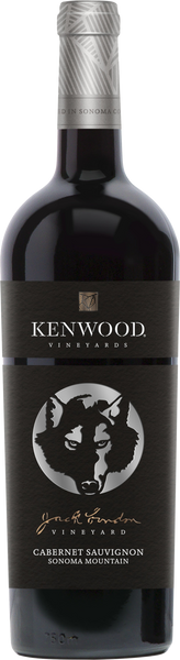 Kenwood Vineyards Jack London Cabernet Sauvignon 2015