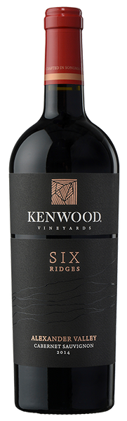Kenwood Vineyards Six Ridges Cabernet Sauvignon 2016