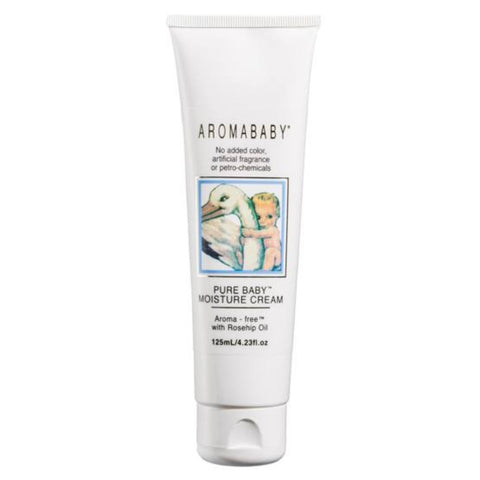 Aromababy Pure Baby Moisture Cream with Organic Rosehip Oil