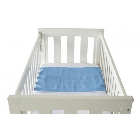 Brolly Sheet Cot Pad with Wings