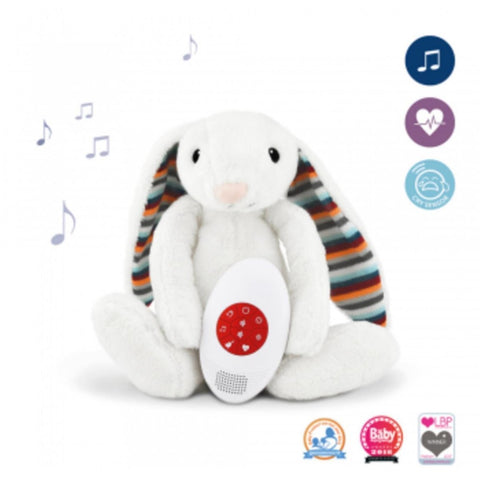 Zazu Musical Soft Toy - Bibi The Bunny