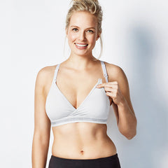 Bravado Original Nursing Bra White