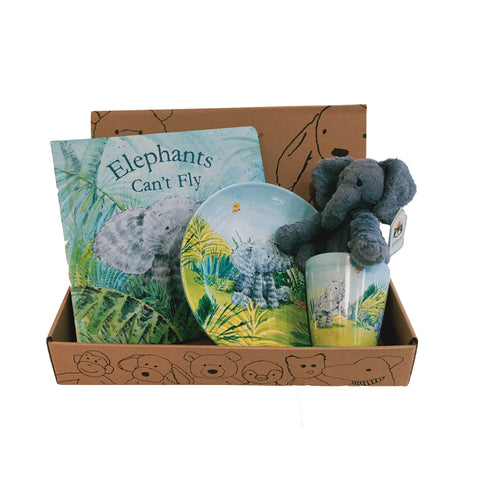 Jellycat Elephant Gift Set