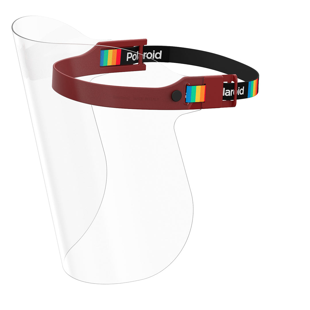 Polaroid Eyewear StaySafe Kids Face Shield
