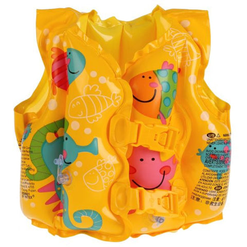 Intex Tropical Buddies Swim Vest