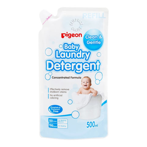 Pigeon Baby Laundry Detergent Liquid Refill - 500ml