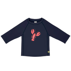 Lassig Boy Long Sleeve Rashguard Lobster
