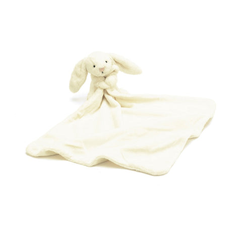 Little Jellycat Bashful Cream Bunny Soother