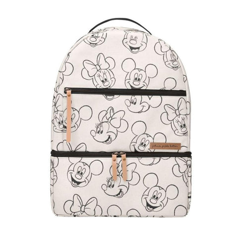 Petunia Pickle Bottom Axis Backpack (Mickey and Minnie)