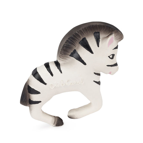 Oli&Carol Zoe the Zebra Chewable Bracelets Teether