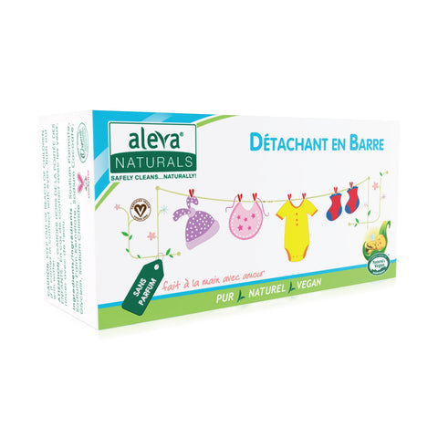 Aleva Naturals Stain & Laundry Bar 220 g