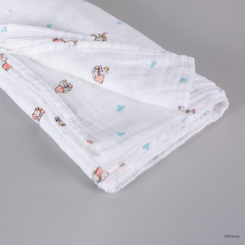 Elly Organic Cotton Swaddle - Cloud Dumbo