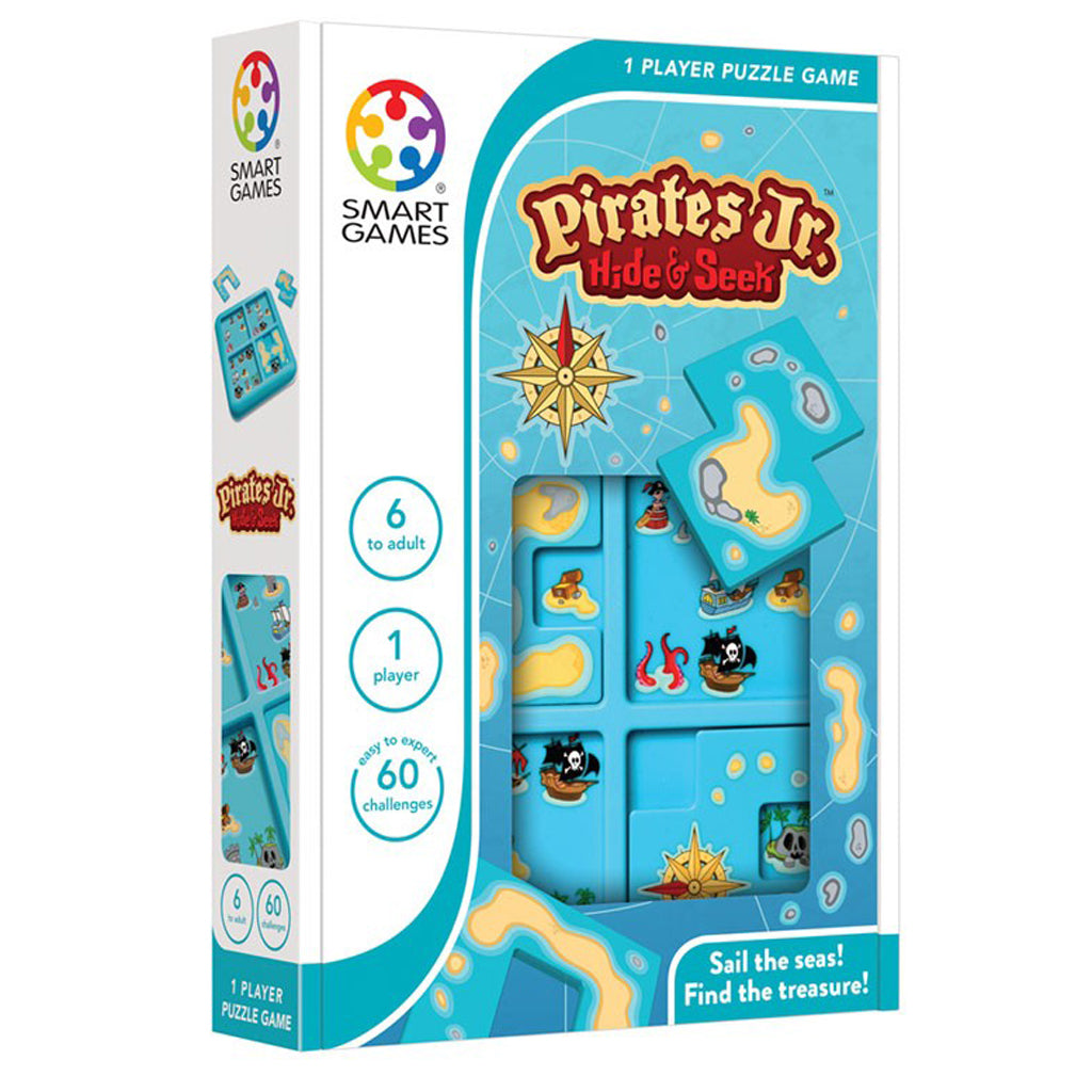 Smart Games Pirates Hide & Seek