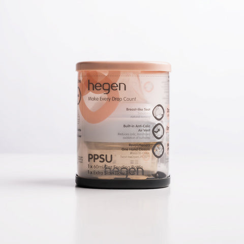 Hegen PCTO™ 60ml/2oz Feeding Bottle PPSU