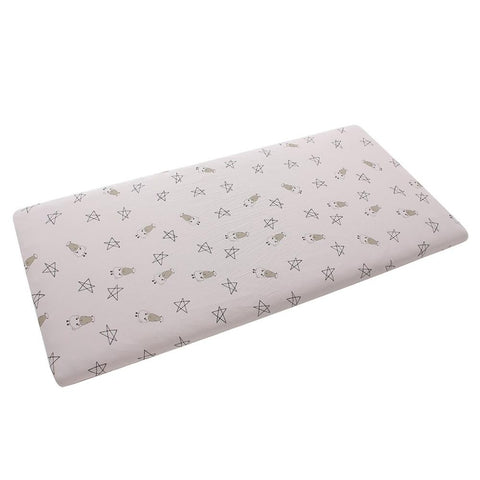 Baa Baa Sheepz Mattress Sheet Big Star & Sheepz
