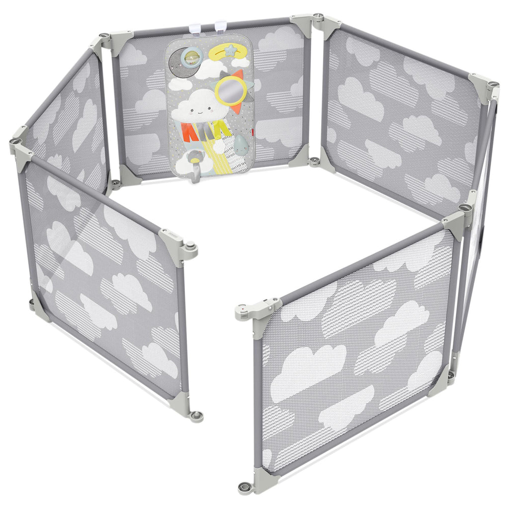 Skip Hop Play Enclosure W/Play Panel