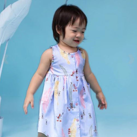 Elly Olivia Dress - Daisy and Donald