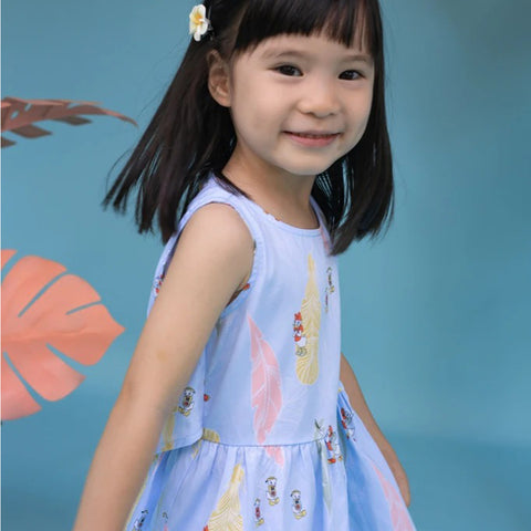 Elly Abigail Dress - Daisy and Donald