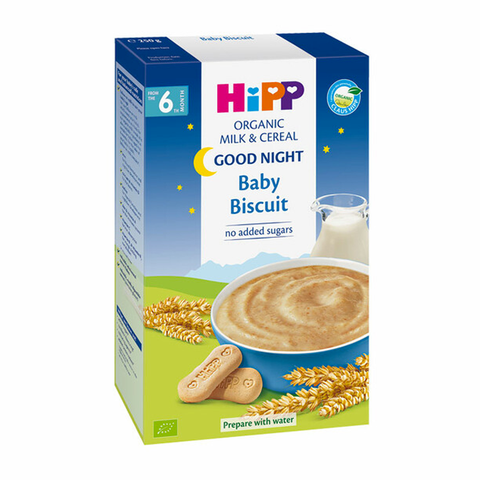HiPP Organic Good Night Baby Biscuit