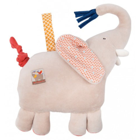 Moulin Roty Musical Pullstring Elephant