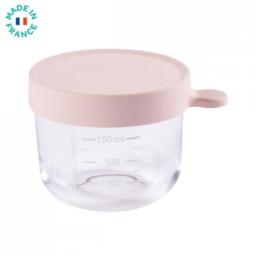 Beaba 150ml Conservation Jar In Quality Glass