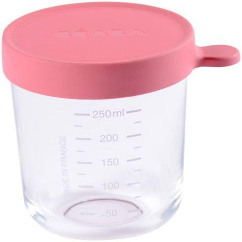 Beaba 250ml Conservation Jar In Quality Glass