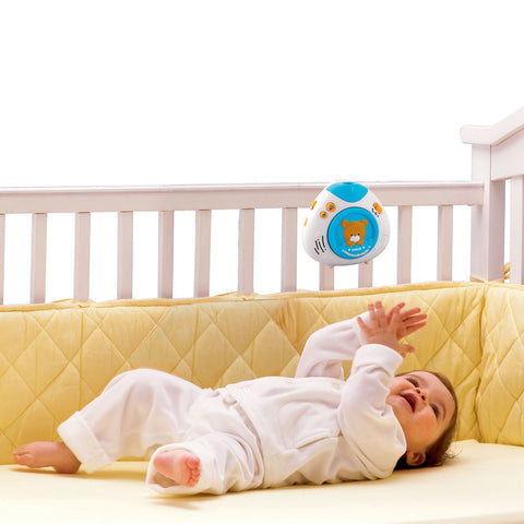 V-Tech Lullaby Bear Crib Projector