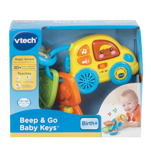 V-Tech Beep & Go Baby Keys