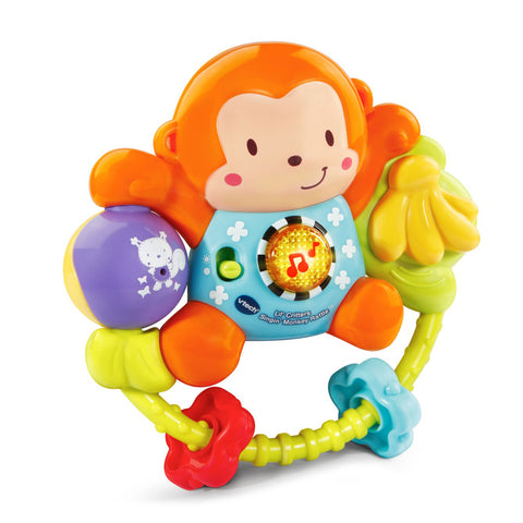 V-Tech Lil' Critters Singin' Monkey Rattle