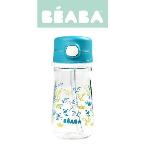 Beaba 350ml Straw Cup