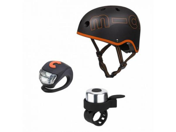 Micro Helmet Safety Set
