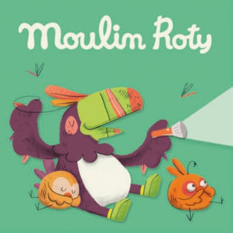 Moulin Roty storybook torch Dans la jungle