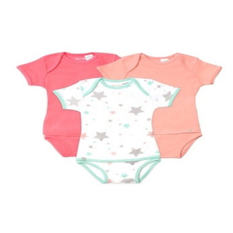 Oeteo Starry Milky Way Easyeo 3-piece Bundle Set Pink-Red