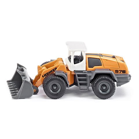 Siku Liebherr 4 Wheel Loader