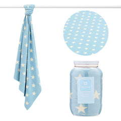 Cambrass Cotton Blanket Stars