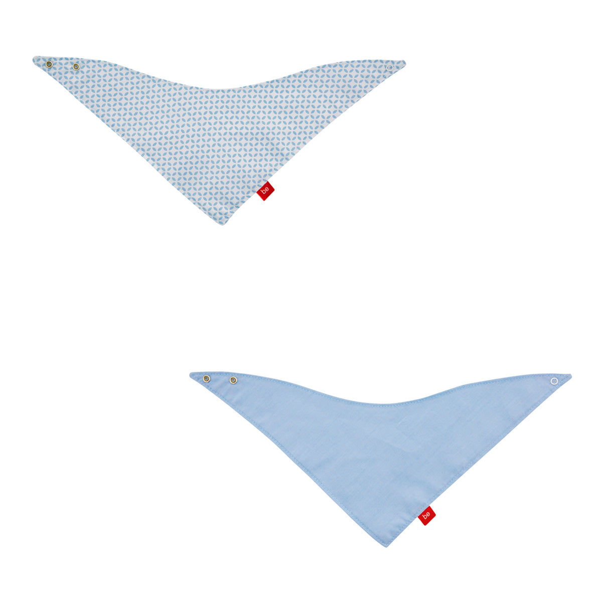 Cambrass Triangle Bandana Bib 2 Pack