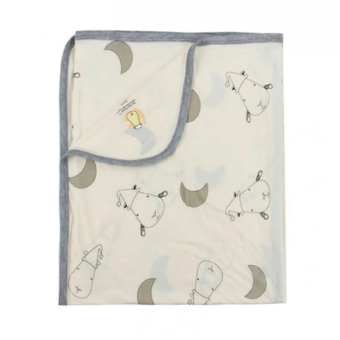 Baa Baa Sheepz Single Layer Blanket Big Moon & Sheepz