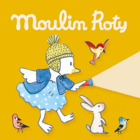 Moulin Roty storybook torch La grande famille