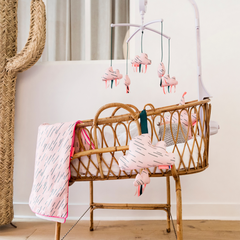 Mellipou Baby Bed Musical Mobile