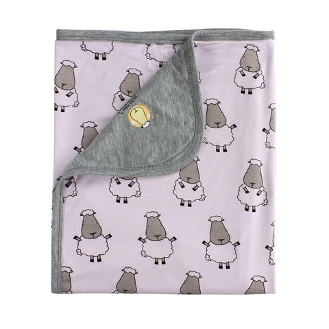 Baa Baa Sheepz Double Layer Blanket - Big Sheepz