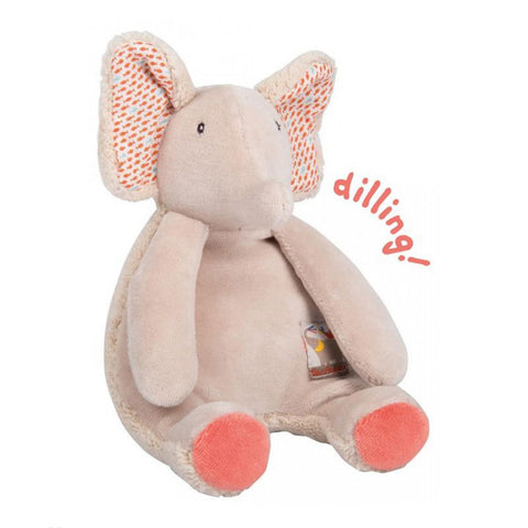 Moulin Roty Plush Rattle