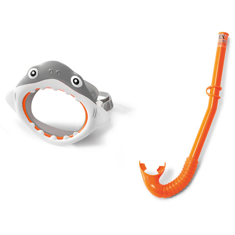 Intex Shark Fun Snorkel Set
