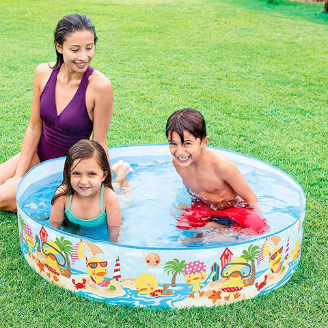 Intex Duckling Snapset Pool
