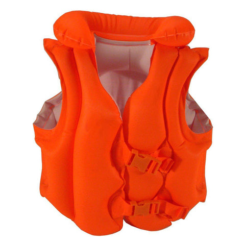 Intex Deluxe Swim Vest W/ Collar