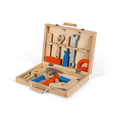 Janod Brico' Kids Tool Box
