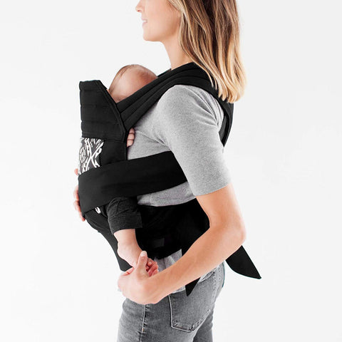 Moby Buckle Tie Baby Carrier (Secrets of Salvador)