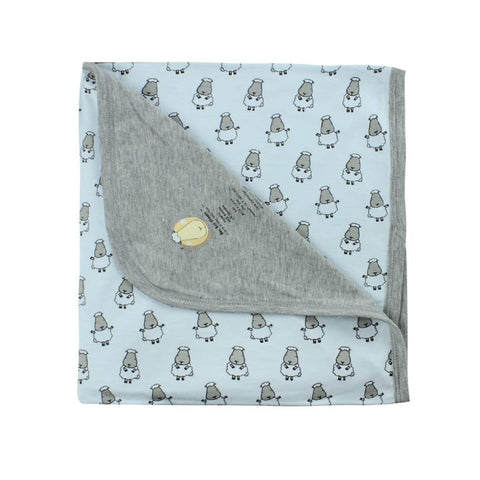 Baa Baa Sheepz Double Layer Blanket - Small Sheepz