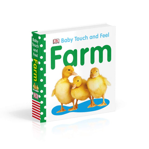 DK Books Baby Touch & Feel Farm