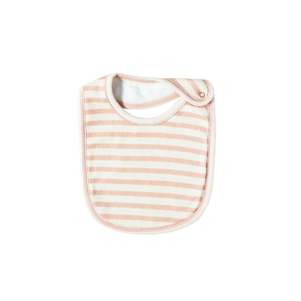 Sea Apple Hamachi Stripe Bib