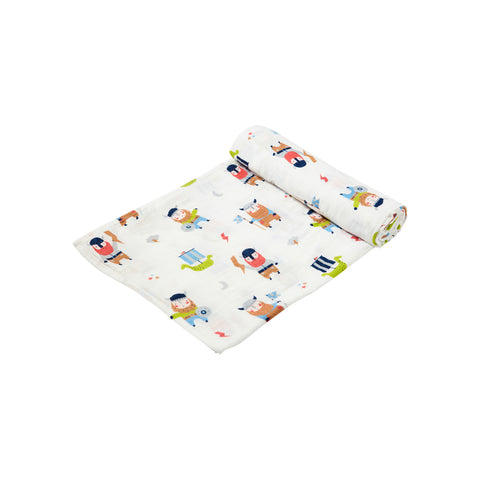Angel Dear Swaddle Blanket